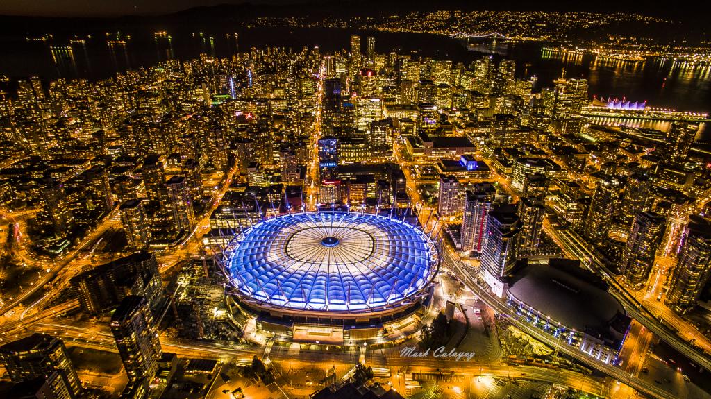 Downtown Vancouver (Mark Calayag) - Skypixel